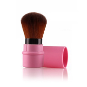 Cosmetic Brush Face Makeup Brush Powder Brush Blush Brushes Foundation Tool (Portable)