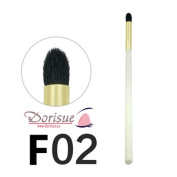 Dorisue F02 Tapered Blending Brushs Snow White Professional Detail eyeshdow Single Makeup Brush