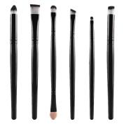 Kwok 6PCS Lip Makeup Brush Eyeshadow Brush Cosmetic Makeup Brush