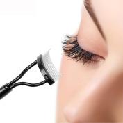 DZT1968 1PCS Arrival Make up Mascara Guide Applicator Eyelash Comb Eyebrow Brush Curler Tool