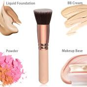 DZT1968 Makeup Brush Cosmetic Brushes Kabuki Face Nose Powder Foundation Tool