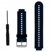 For Garmin Forerunner 620/630/735 Watch, Binmer(TM) Soft Silicone Strap Replacement Watch Band