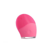 SIO Waterproof Sonic Facial Brush For Face Cleansing Pore Cleanser Remove Blackheads