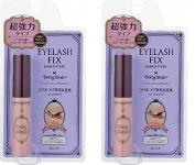 DOLLY WINK Koji Fix Hard Type Eyelash, 0.2kg Set of 2