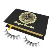 Bougiee Certified Haute False Eyelashes, L026, 0.06 Gramme