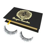 Bougiee Luxury Haute False Eyelashes, LM040, 0.06 Gramme