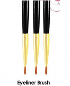 3pc Eyeliner Brush