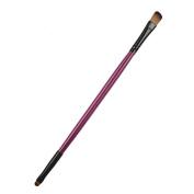 Shari Professional Makeup Brush kabuki Pink Plastic Comestic Eyeshadow & Eyebrow Brush