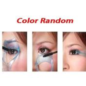 Practical Cosmetic Eye Mascara Eyelash Comb Applicator Helper Tool