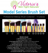 Victoria's Model Series Brush Set