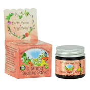 C-Mama Healing Salve organic herbal balm for C-Section and minor rashes 30ml by Earth Mama Angel Baby
