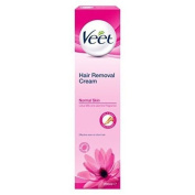 Veet Hair Removal Cream Normal Skin with Lotus Milk & Jasmine (200ml) by Grocery