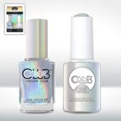 Colour Club Gel KISMET Halographic Colour Club Gel + Lacquer Duo by Colour Club