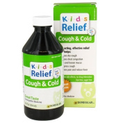 Kids Relief Cough and Cold Syrup, 8.5 Fluid Ounce by Kids Relief