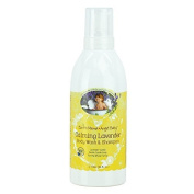 Earth Mama Angel Baby Organic Shampoo and Body Wash, Lavender, 34 Fluid Ounce by Earth Mama Angel Baby