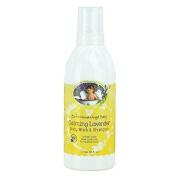 Earth Mama Angel Baby Organic Shampoo and Body Wash, Lavender, 34 Fluid Ounce by Earth Mama Angel Baby