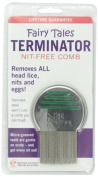 Fairy Tales Terminator Lice and Nit Comb, 60ml (Colour may vary) by Fairy Tales