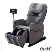 Online Gym Shop CB16768-TC-CLAY Osaki 3D Pro Intelligent Massage Chair, Warm Grey