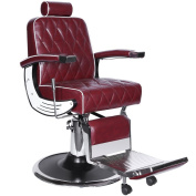 G6 Professional Reclining Barber Chair BC-88BU