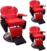 TMS LOT 3~All Purpose Hydraulic Recline Barber Chair Salon Beauty Equipment Wholesale