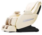 Full Body Zero Gravity Shiatsu Massage Chair Recliner w/Heat and Long Rail