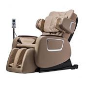 New Cashmere Full Body Zero Gravity Shiatsu Massage Chair Recliner 3D Massager Heat