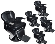 TMS® 5 x All Purpose Hydraulic Recline Barber Chairs Salon Beauty Spa Shampoo Equipment