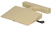 Foam-Filled Wedge Comfort Bolster