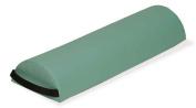 Jumbo Half Round Massage Bolster w Strap Handle