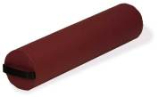 Full Round Cylindrical Massage Bolster w Handle