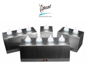 Ideal Economy Four Gel Bottle Warmer - 240ml bottle