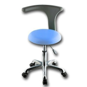 New Different and Simpler Design Dental Seat Chair 90cm round diameter Adjustable Angel for Doctor's / Dr. Stool Sold by Superdental