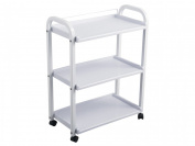 Beauty Salon Multi-function Rollabout Storage Cart