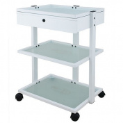 USA Salon and Spa Abel + Beauty Trolley With Three Tier Glass USA-1040A