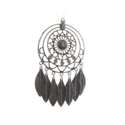 PURE & WARM BY AGRICOLA Alloy Dreamcatcher W Hanger Can be mounted To Trees