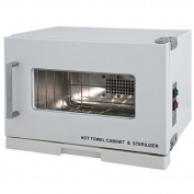 USA Salon and Spa Warmex UV Towel Warmer Hot Towel Cabinet USA-T-01