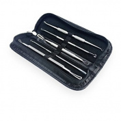 #1 Professional Blackhead and Blemish Stainless Steel Extractor Set