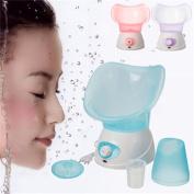 A.H®Facial Face Thermal Spa Steamer Pores Steam Skin Renewal Sauna Skin Care U mould Facial Face Steamer