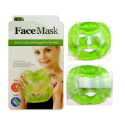 Face Mask, Reusable Hot Cold Therapy Mask