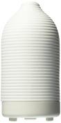 AromaFresh Ripple Hand Made Ceramic Aromatherapy Essential Oil Diffuser, 710ml