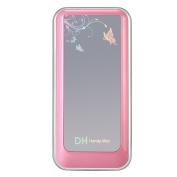 DH Nano Handy Mist Spray Atomization Facial Humectant Steamer Moisturise Beauty Pink Colour