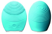 Sonic Facial Cleansing Massager, Turquoise
