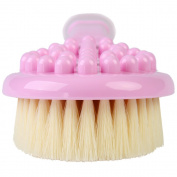 Neverland Bath Brush Long Handle Scrub Skin Massage Shower Feet Rubbing Brush for Back Exfoliation Brushes Body for Bathroom Accessories