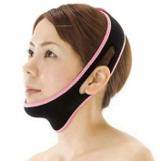Rong Women's Thin Face Slim Mask Thin Belt Sleep V-line Face Chin Cheek Lift Up Slimming