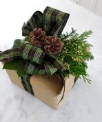 Tartan Christmas Beauty Box - Beautiful Gift