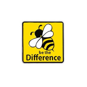 None - Be The Difference Lapel Pin