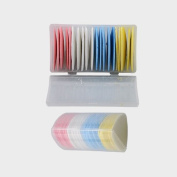 Stock Show 20Pcs Assorted Colour Professional Triangle Dressmaker Tailor's Chalk Sewing Quilting Notions for Marking with Storage Case Holder