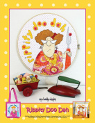 Rippity Doo Dah Quilt Wall Hanging - Tote - Pillow Applique Pattern by Amy Bradley Designs ABD273