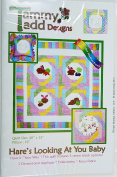 Hare's Looking At You Baby Featuring 3 Different Block Options by Tammy Tadd Designs Quilt Pattern