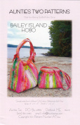 Bailey Island Hobo Bag Pattern, Two Size Options